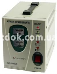 Стабилизатор (автоматический регулятор напряжения) LUXEON SVR-2000