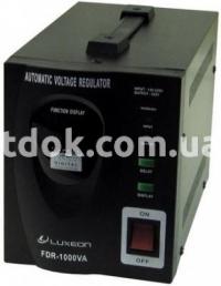 Стабилизатор (автоматический регулятор напряжения) LUXEON FDR-1000