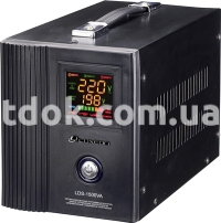 Стабилизатор (автоматический регулятор напряжения) LUXEON LDS-1500
