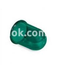 Плафон Rino 40w зеленый поликарбонатовый, 819019 Palazzoli
