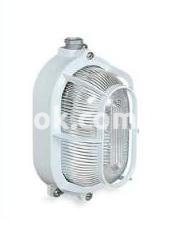 Светильник Rino IP65 алюминиевый овал с защитой 5-7-9w 250v, 831954 Palazzoli