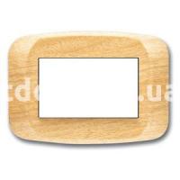 Рамка BANQUISE  шестимодульная, клен, AVE 45PB06LAC