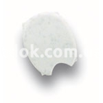 Заглушка для рамки YESmin белый, AVE 45TPBB