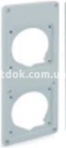 Планка посадочная для штекеров и гнезд, Рalazolli 579903