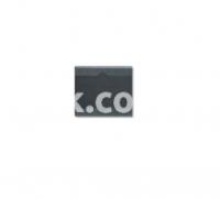 Выключатель двухмодульный, однополюсный, одноклавишный, 1P 20A-250v, чёрный, AVE 45101