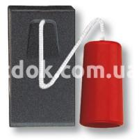 Выключатель на верёвке одномодульный, однополюсный, одноклавишный, 1P NO 20A-250v, чёрный, AVE 45317