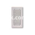 Звонок звонкий колокол 220v, 50/60Hz серый, AVE 45529