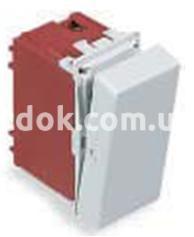 Кнопка, 1P 16A 250v NO, Palazzoli 623911