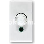 Регулятор (диммер) освещения, 60-900w, 230v, 50/60Hz, серый, AVE 45518