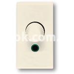 Регулятор (диммер) освещения, 60-900w, 230v, 50/60Hz, бежевый, AVE 45918