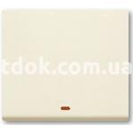 Регулятор (диммер) освещения кнопочный, двухмодульный, 60-500w 230v, 50/60Hz, бежевый, AVE 45948K