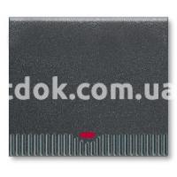 Регулятор (диммер) освещения кнопочный, двухмодульный, 60-500w, 230v, 50/60Hz, чёрный, AVE 45348K
