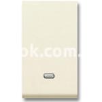 Регулятор (диммер) освещения кнопочный, 40-500w 230v, 50/60Hz, бежевый, AVE 45948L