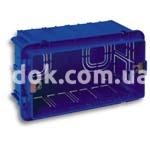Коробка установочная на 4 модуля, AVE 2504