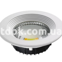 Светильник светодиодный Downlight круглий OK-Led 30 Вт OK-DL-30-NW-200/220