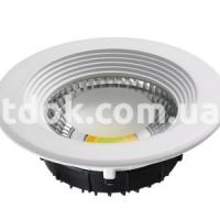Светильник светодиодный Downlight круглий OK-Led 30 Вт OK-DL-30-NW-215/240