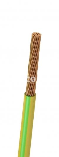 Провод соединительный ПВ-3 0,75 Ж/З (уценка)